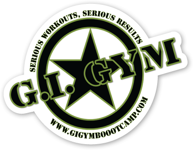 G.I. Gym Boot Camp & Cross Training logo