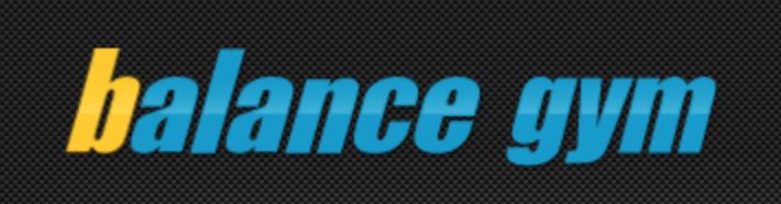 Balance Gym logo