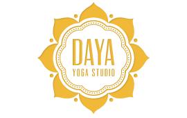Daya Yoga Studio logo