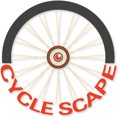 Cycle Scape Fitness logo