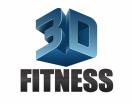 3D Fitness logo