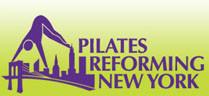 Pilates Reforming NY logo