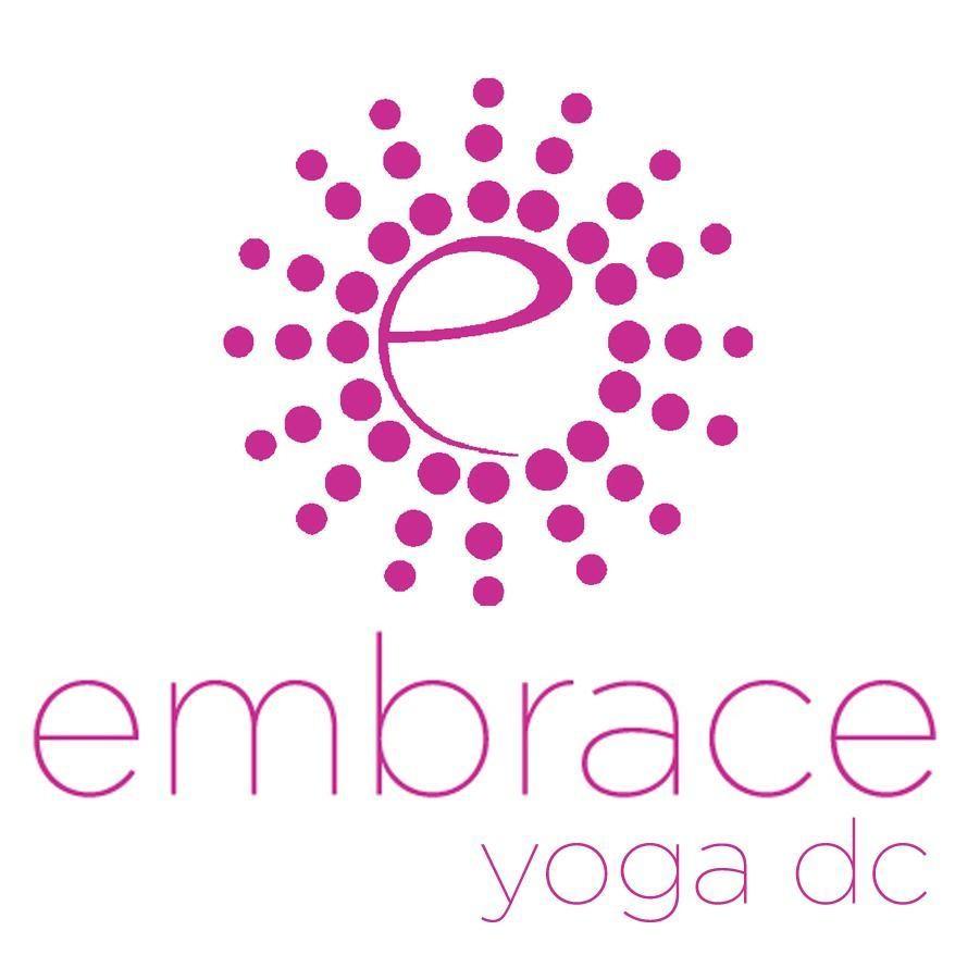 Embrace Yoga DC logo