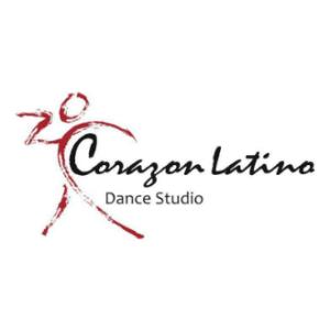 Corazon Latino Dance Studio logo