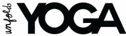 Unfold Yoga OC logo