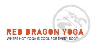 Red Dragon Yoga logo