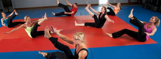 Maxx Fitness at True Martial Arts