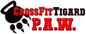 CrossFit Tigard PAW logo