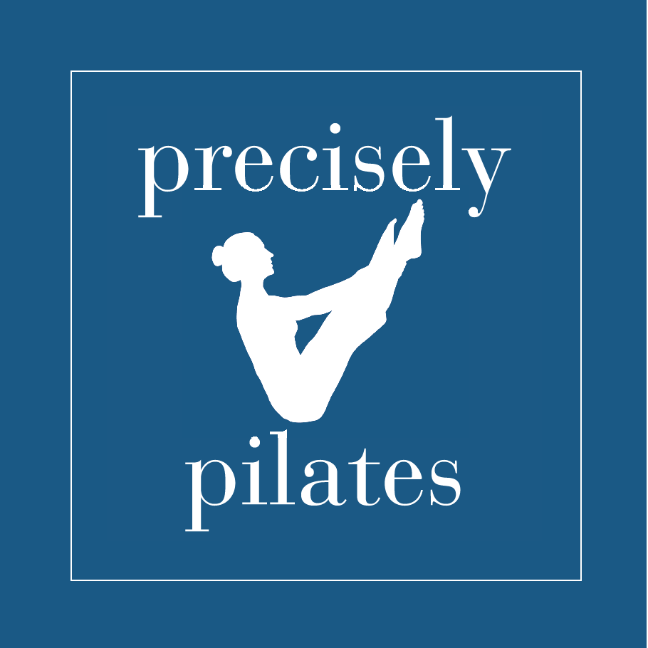 Precisely Pilates logo