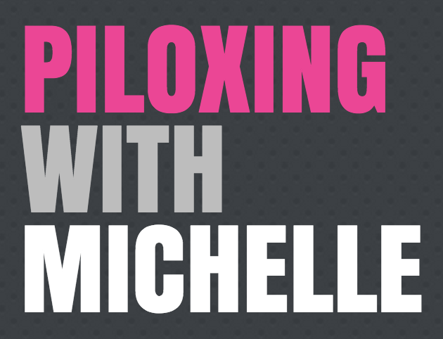 Piloxing with Michelle logo