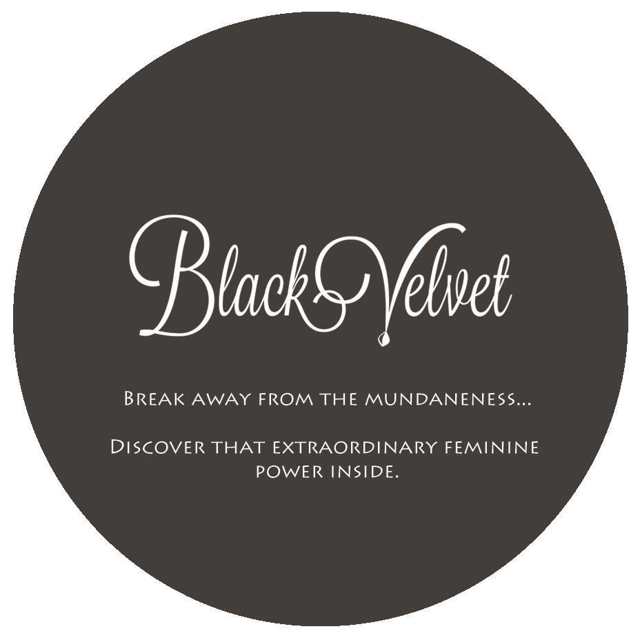 Black Velvet Dance logo