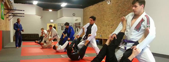 Andre Maneco Brazilian Jiu Jitsu