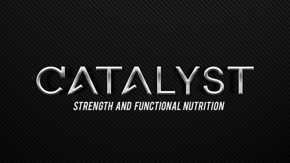 Catalyst Strength and Functional Nutrition logo