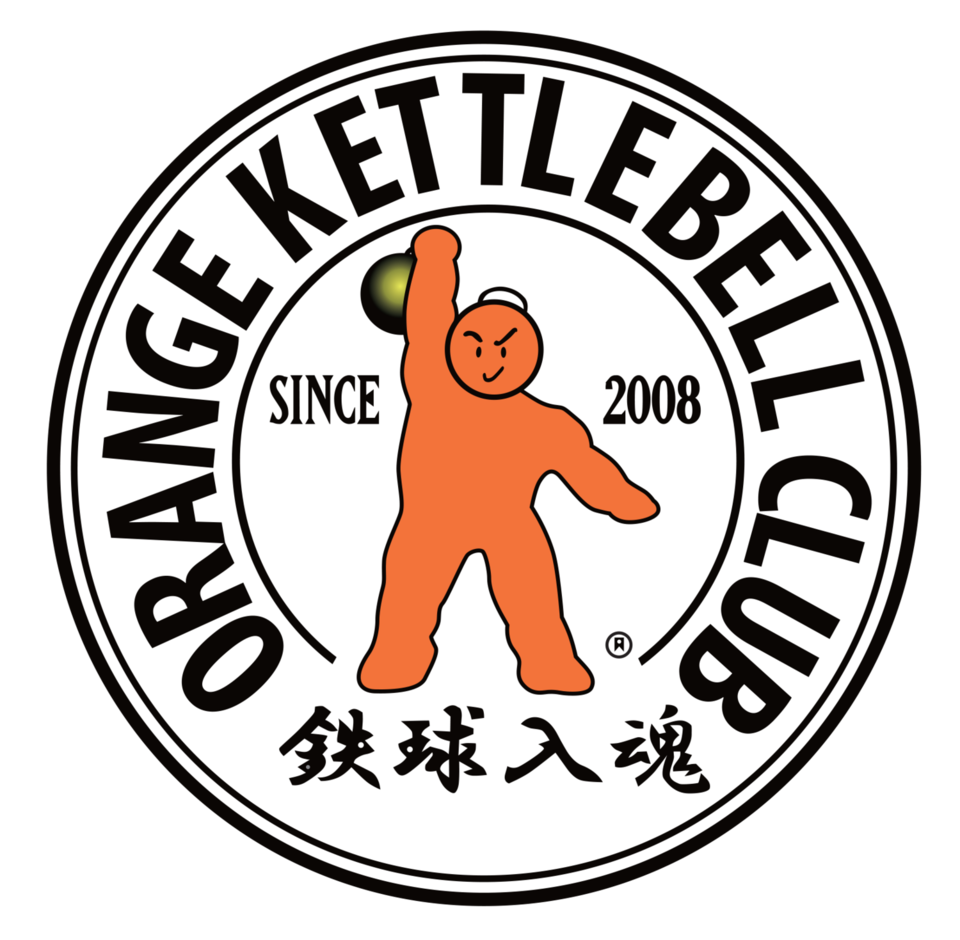 Orange Kettlebell Club North logo