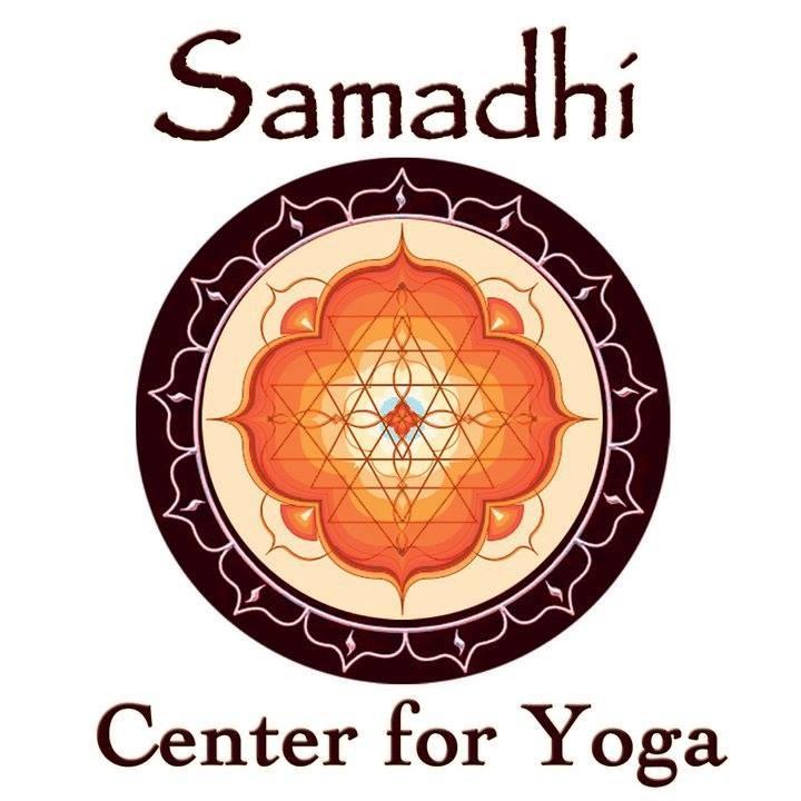 Samadhi Yoga Uptown logo