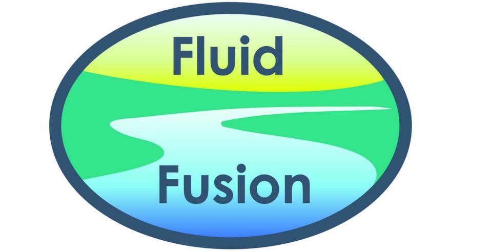 Fluid Fusion logo