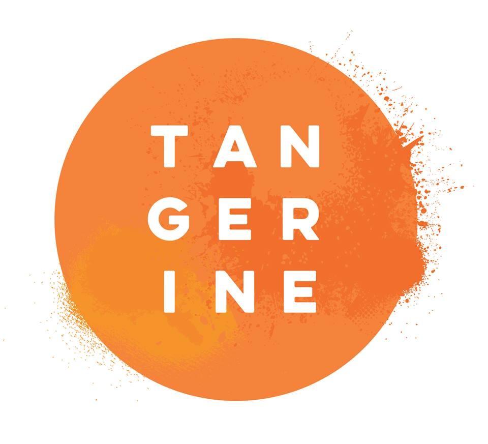 Tangerine Hot Power Yoga logo