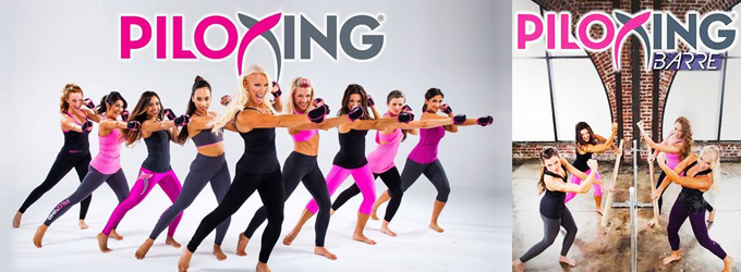 Piloxing with Michelle