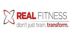 Real Fitness logo