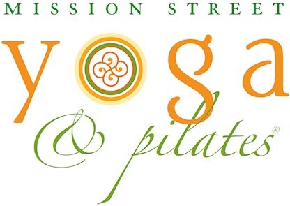 Mission Street Yoga and Pilates logo
