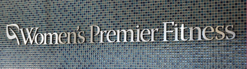 Women's Premier Fitness & Spa logo