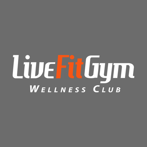 Live Fit Gym logo