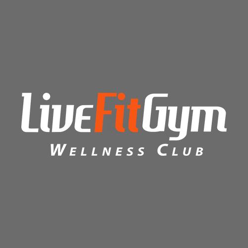 Live Fit Gym logo