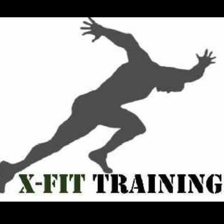X Fit Training logo