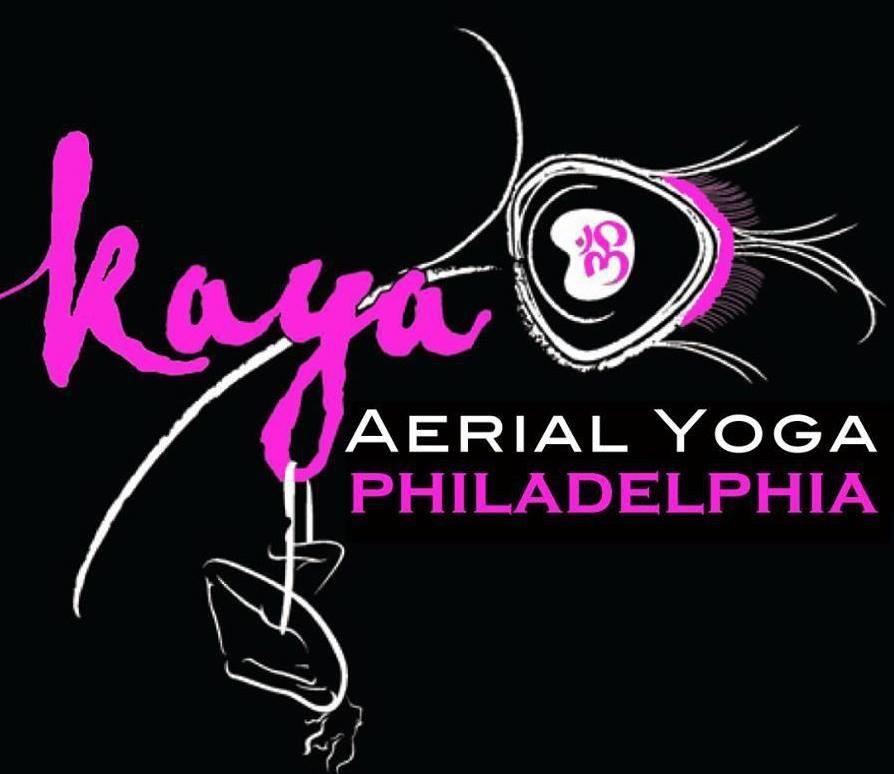 Kaya Aerial Yoga logo