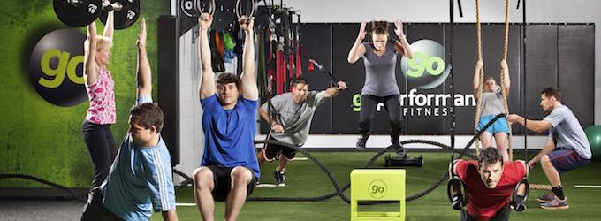 goPerformance & Fitness