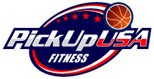 PickUp USA Fitness logo