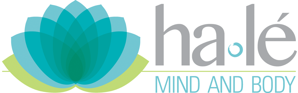 Ha.Le' Mind and Body logo