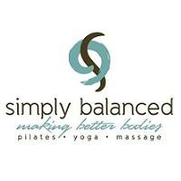 Simply Balanced Pilates logo
