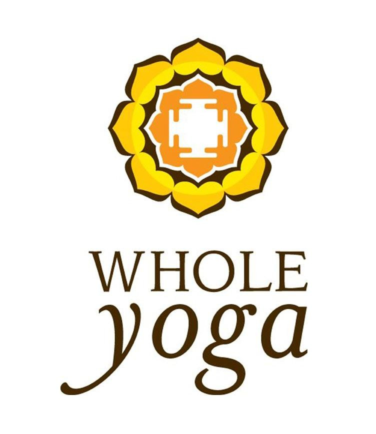 Whole Yoga logo