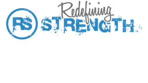 Redefining Strength logo
