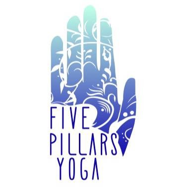 Five Pillars Yoga logo