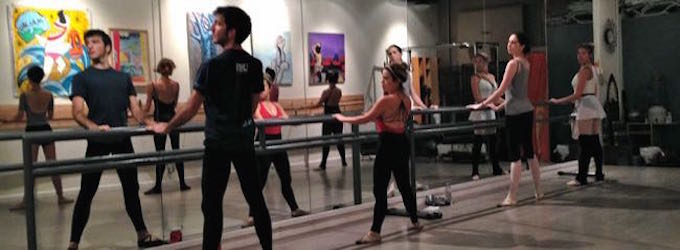 Pilates and Arts