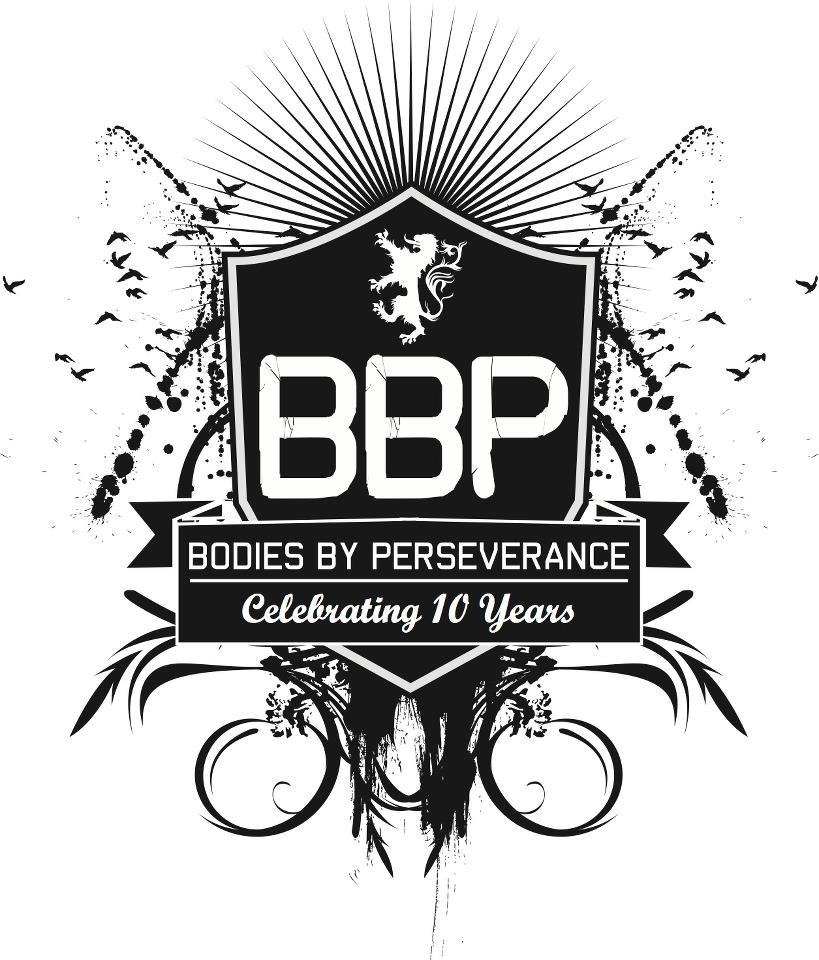 Bodies By Perseverance logo