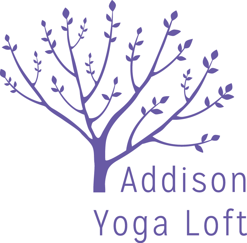 Addison Yoga Loft logo