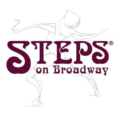 Steps on Broadway logo
