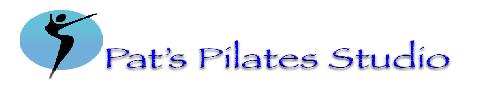 Pat's Pilates Studio logo