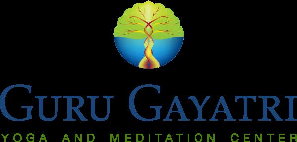 Guru Gayatri Yoga and Meditation logo