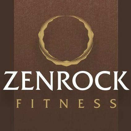 ZenRock Fitness logo