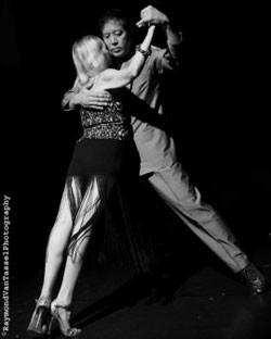 Argentine Tango with Jonathan y Olivia logo