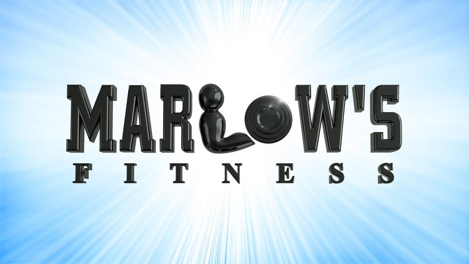 Marlow's Fitness logo