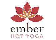 Ember Hot Yoga logo