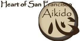 Heart of San Francisco Aikido logo