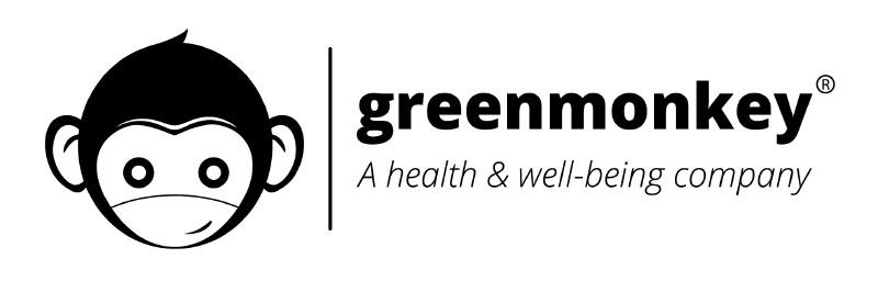 greenmonkey yoga logo