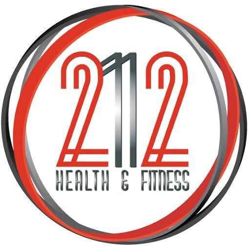 212 Health and Fitness logo