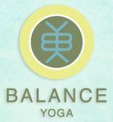 Balance Yoga logo